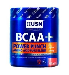 USN BCAA Power Punch Tangerine 300 Grammes