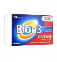 Bion 3 Adultes Défense 60 Comprimés