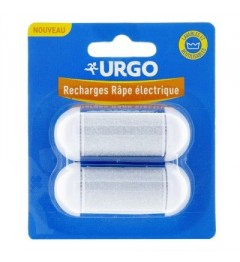 Urgo Rape Electrique Recharges Extra Exfoliants