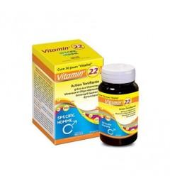 Vitamin 22 Specific Homme Gélules