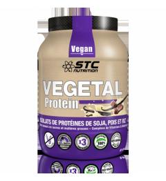 STC Vegan Vegetal Protein 750 Grammes Vanille