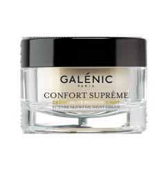 Galénic Confort Suprême Visage Crème Haute Nutrition Nuit 50Ml
