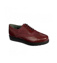 Scholl Virginia Bordeaux Pointure 40