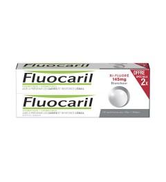 Fluocaril Dentifrice Bi Fluoré 145Mg Blancheur Menthe 2x75Ml