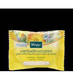 Kneipp Galet Effevescent pour Bain de Pieds 80 Grammes