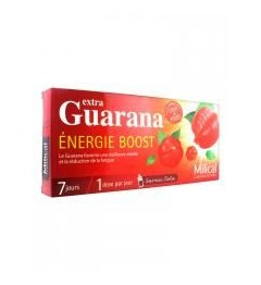 Milical Guarana Energy Boost 7 Jours