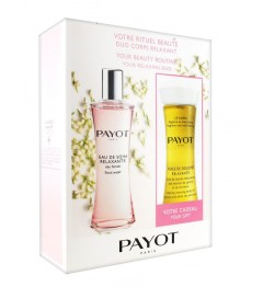 Payot Coffret Votre Rituel Beauté Duo Corps Relaxant