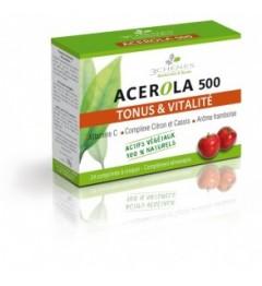 Acerola 500 24 comprimés pas cher