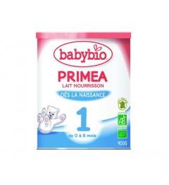 Babybio Primea 1 Lait 0 à 6 Mois 900 Grammes