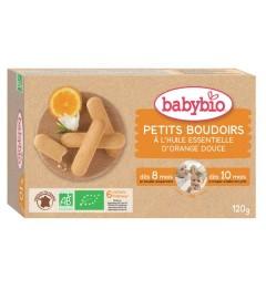 Babybio Boudoirs dès 8 à 10Mois 120 Grammes