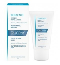 Ducray Keracnyl Masque 40ml, Ducray Keracnyl Masque 40ml pas
