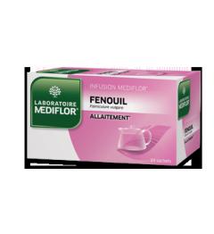 Médiflor Fenouil 24 Sachets Infusion
