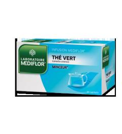Médiflor Thé Vert 24 Sachets Infusion