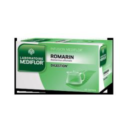 Médiflor Romarin 24 Sachets Infusion