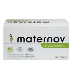 Maternov Nausées de Grossesse Lot de 3 x 40 gélules