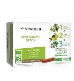 Arkofluide Programme Détox Bio 30 Jours