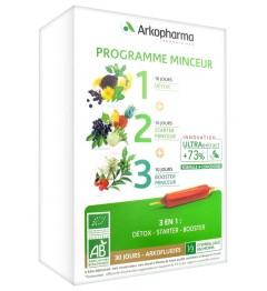 Arkofluide Programme Minceur Bio 30 Jours