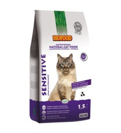 Biofood Chat Sensitive 1,5Kg