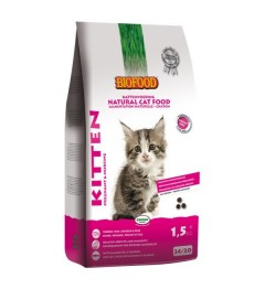 Biofood Chat kitten Chaton 1,5Kg