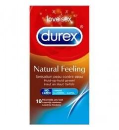 Durex Préservatifs Natural Sensation Boite de 10
