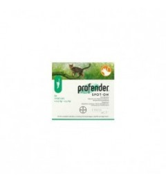 Profender Spot On Petit Chat 2 Pipettes 0.35Ml