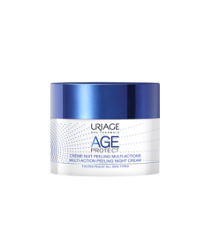 Uriage AGE Protect Crème Nuit Peel Multi Actions 50Ml