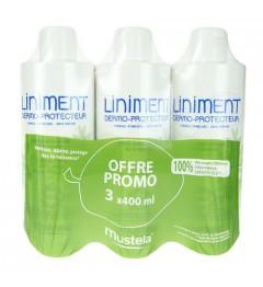 Mustela Liniment Dermo Protecteur 3x400Ml