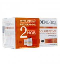 Oenobiol Solaires Intensif Capital Jeunesse Anti Age 2x30 Capsules