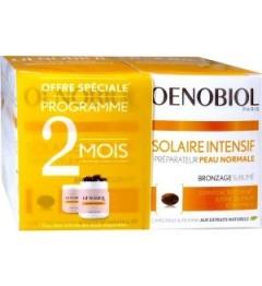 Oenobiol Solaires Intensif Peaux Normales 2x30 Capsules