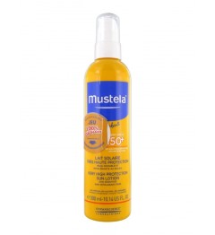 Mustela Solaires Spray Gachette SPF50 300Ml