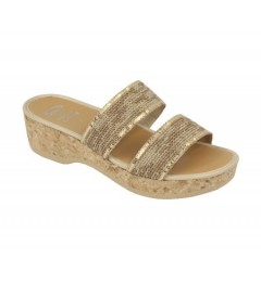 Scholl Twilly Beige Doré Pointure 40