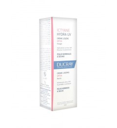 Ducray Ictyane Crème Légère UV SPF30 40Ml