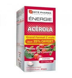 Forté Pharma Energie Acerola 60 Comprimés à croquer pas cher