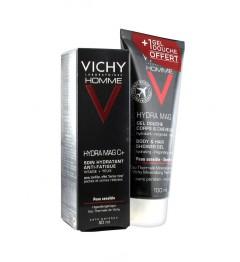 Vichy Hommes Hydramag 50Ml et Gel Douche 100Ml Offert