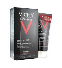 Vichy Hommes Sensibaume 50Ml et Gel Douche 100Ml Offert
