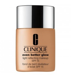 Clinique Even Better Glow Fond de Teint Révélateur d'Eclat SPF15 30Ml WN 112 Ginger