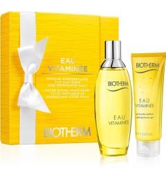 BIOTHERM Coffret Eau Vitaminée Spray Parfumé 100 Ml