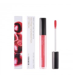 Korres Morello Volumateur Lip Gloss - 42 Peachy Coral