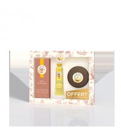 Roger Gallet Coffret Bois d'Orange 50Ml, Crème Mains 30Ml et Savon Offert