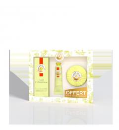 Roger Gallet Coffret Fleur d'Osmanthus 50Ml, Crème Mains 30Ml et Savon Offert