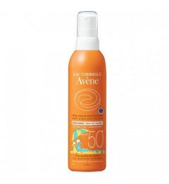 Avène Solaires Peaux Sensibles Spray SPF 50+ Enfant 200 Ml