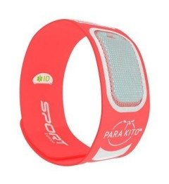 Parakito Bracelet Anti-Moustique Sport Orange