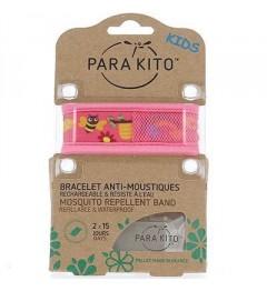 Parakito Bracelet Anti-Moustique Kids Abeille