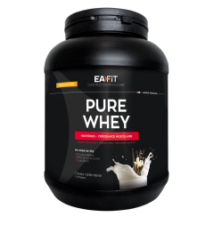EA FIT Pure Whey Protein Vanille Intense 750 Grammes