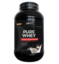 EA FIT Pure Whey Protein Vanille Intense 2.2Kg