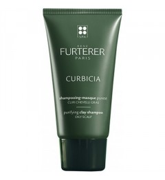 Furterer Curbicia Shampooing-Masque Pureté à L'Argile Absorbante 100 Ml