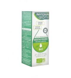 Phytosun Aroms Huiles Essentielles Bio Menthe Poivrée 10Ml