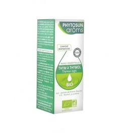 Phytosun Aroms Huiles Essentielles Bio Thym à Thymol 10Ml