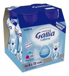 Gallia Calisma 2ème Age 4x200Ml