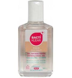 Bactiklear Gel Mains Antibactérien 90Ml Parfum Coco